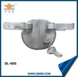 Serratura di portello di vetro dell'acciaio inossidabile con la maniglia