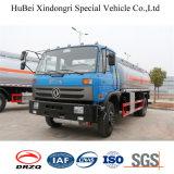 13cbm Dongfengのユーロ4の燃料タンクのトラック