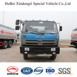 13cbm 4*2 6*4 Dongfeng Kraftstofftank-LKW des Euro-4