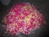 Macchina per gli scarti del tessuto di cotone