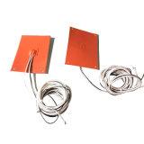Chaufferette personnalisée en caoutchouc de silicones de la température d'isolation thermique