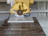 Het automatische Scherpe Graniet van de Machine van de Steen/de Marmeren Zaag van de Brug van Tegels (HQ400/600)