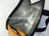 Прокатанный мешок PP Non сплетенный более холодный, мешок Tote