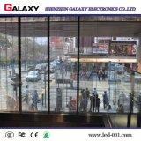 Volledige Transparante Kleur P3.75/P5/P7.5/P10/P16/P20/het LEIDENE van het Glas/van het Venster Scherm van de VideoVertoning/Comité/Teken/Muur