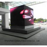 Fijos al aire libre a todo color P8/P10/P16 instalan la publicidad de la visualización/de la pantalla/de la muestra de /Panel/Video de la visualización de LED