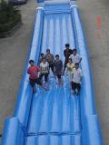 성인 아이를 위한 위락 공원을%s 옥외 팽창식 거대한 물 미끄럼
