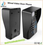 """7 """"RFID Video Door Phone avec interphone Système Sonnette Camera 2 Monitor électrique Lock"""