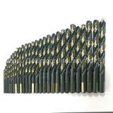 чернота 29PCS HSS польностью смолотая и золотистый комплект бурового наконечника закрутки отделки