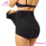 Beaux sous-vêtements élevés Strappy noirs de levage de bout de Shaper de corps de taille