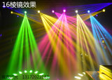 iluminación principal móvil de la etapa ligera de la viga de 16prism 7r