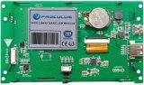 module de l'affichage à cristaux liquides 5 '' 800*480 avec l'écran tactile de Rtp/P-Cap