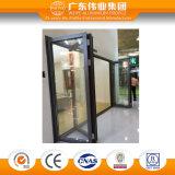 Nouveaux produits de taille personnalisée par porte en aluminium coulissante