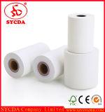 papel termal de la impresora de la posición de 57m m