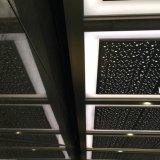 Подгонянная алюминием панель потолка Perforarted с частью фабрики