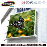 Im Freien P10 SMD LED farbenreicher Bildschirm der hohen Helligkeits-