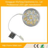 強調された照明のための円形LEDのパックライト