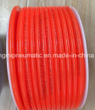 Polyuréthane Transparent Orange & Blue Hose 95 Shore a (10 * 6.5mm * 100M)
