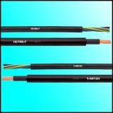 Câble en caoutchouc flexible de soudure des ventes 50mm2 70mm2 90mm2 d'usine