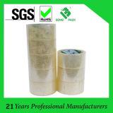 Acrylmaterial und freies Mikron BOPP Sellotape des kleber-BOPP des Kleber-40