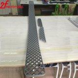 Piezas correspondidas con color de pintura modificadas para requisitos particulares baratas de la máquina del CNC del ABS del prototipo