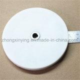 Magnete NdFeB rivestito in gomma bianca personalizzata con manico in bachelite