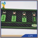 昇進のカスタムロゴ柔らかいPVC棒マット