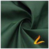 agua de 50d 290t y de la manera de la chaqueta tela catiónica tejida chaqueta Viento-Resistente 100% del filamento del hilado del poliester rayado del telar jacquar abajo (X026Q)