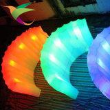 Evento gonfiabile di promozione Iflt-17021305 che illumina le meduse gonfiabili