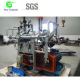 Compressor elevado do diafragma do oxigênio da pressão da descarga