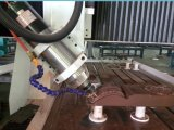 4 Axis CNC Router Foam / 3D Shape CNC Cutting Machine