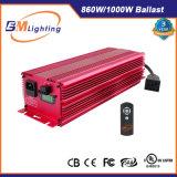 O fabricante Digital de Guangzhou cresce o reator eletrônico 860W do reator claro 600W CMH