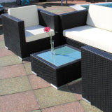 Самомоднейший напольный ротанг мебели тросточки патио сада/Wicker комплект софы