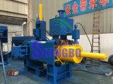 Máquina ferrosa horizontal da ladrilhagem do metal Y83W-5000