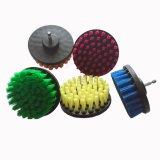 Cepillos del taladro eléctrico/escobilla con pilas del suelo