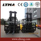 Diesel hidráulico de la transmisión especificación de la carretilla elevadora de 7 toneladas para la venta