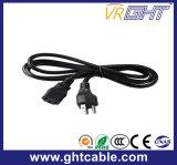 -Nos Cord Power & Plug Power para PC Usando