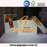 Preiswertes Preis Docucopy 80GSM Fotokopie-Papier in der Karton-Verpackung