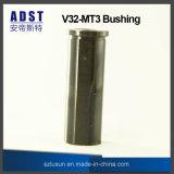 Werktuigmachine de van uitstekende kwaliteit van de Koker van het Hulpmiddel van de Ring V32-Mt3
