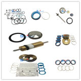 Insta 2 recambios estándar del flujo de jet de agua de la aguja de la válvula de disco con movimiento vertical