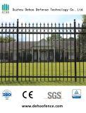 Garantie en acier de zinc de qualité clôturant avec le meilleur prix