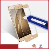 Protetor de tela de capa completa 3D para protetor de tela Huawei P10