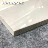 Gutes auserlesenes volles Karosserien-Nano glattes Poliereis-weiße Fußboden-Fliesen