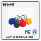 125kHz RFID Keyfob/etiqueta dominante del encadenamiento para el control de acceso de la puerta (SD2)