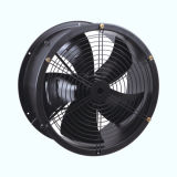 Jg Induzida Projecto Fan (250 mm), com Outer Rotor Motor 50-60Hz