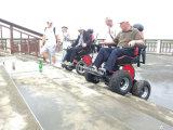 障害があるのためのオフロード上昇階段電気移動性のスクーター