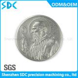 OEM & ODM die Componenten/het Stempelen Delen /Jewelry machinaal bewerken die Medaille//SGS/de Muntstukken van het Spel/het Koude & Hete Stempelen van de Pers stempelen
