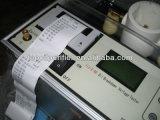 Vollautomatischer Isolieröl-Spannungsfestigkeits-Prüfungs-Installationssatz der Serien-Iij-II-60