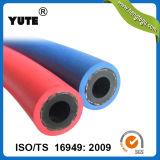 Yute personaliza a mangueira de ar de borracha de alta pressão do tamanho com GV