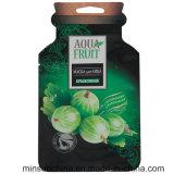 De aangepaste Speciale Plastiek Gevormde Zak van de Verpakking voor Fruit