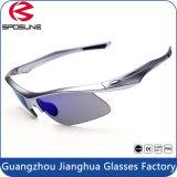 Esporte Eyewear do meio frame do irídio que dispara em óculos de sol equestres do desporto de barco